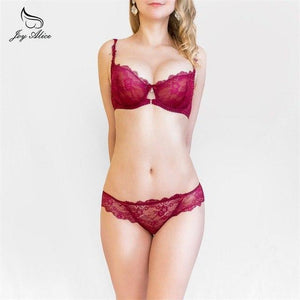 2018 new cutout women underwear set panties lingerie comfortabledresskily-dresskily