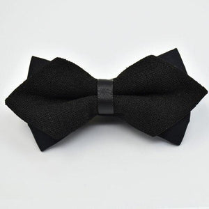 2017 Polyester Bowtie Men's Wedding Floral Bow Tie Groomsman Suit Accessories Maledresskily-dresskily