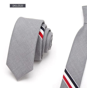 Mens tie Wool Necktie Men Fashion 5cm Classical Slim Skinny Ties dresskily-dresskily