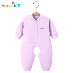 YOUQI Unisex Baby Clothes Boy Rompers Girl Jumpsuit Clothing Winter Underwear Toddlerdresskily-dresskily