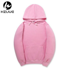 2018 New brand Hoodie Streetwear Hip Hop orange red blue yellowdresskily-dresskily