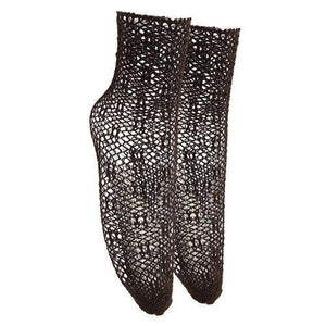 Mesh Women Socks Harajuku Hollow Pile Cool Socks Solid 4 Colorsdresskily-dresskily