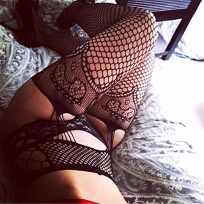 Women Tights Sexy Fishnet Stockings Lace Female Thigh High Plus Sizedresskily-dresskily