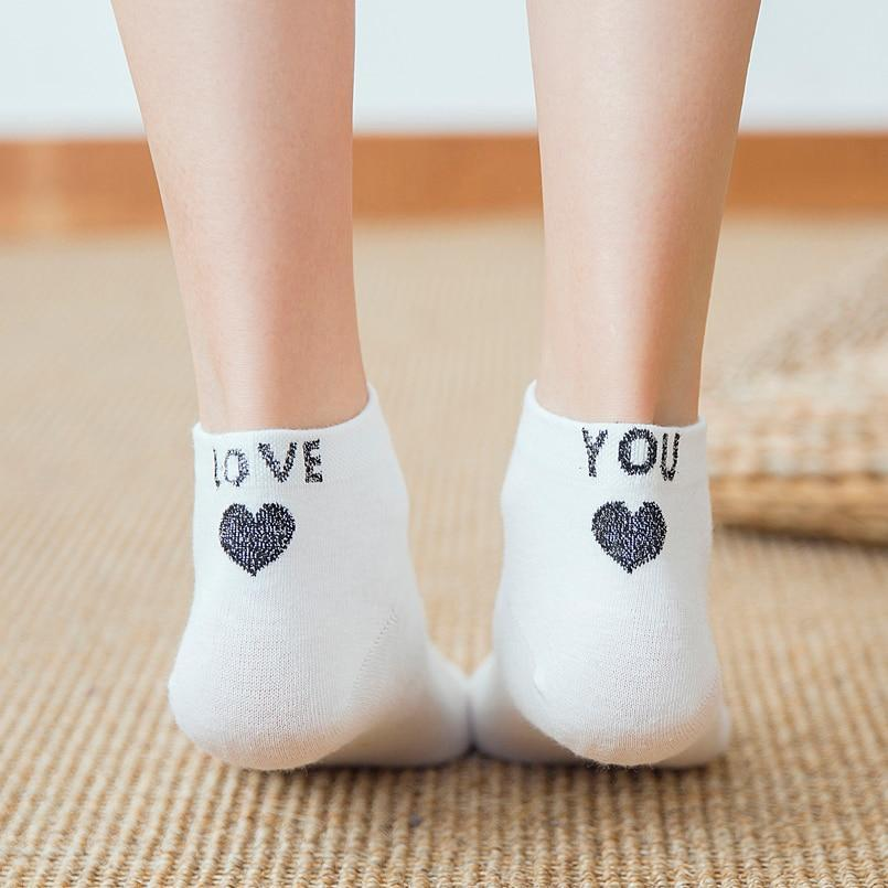 2018 New Womens Socks Funny Low Cut Ankle Socks Summer Thin Boatdresskily-dresskily