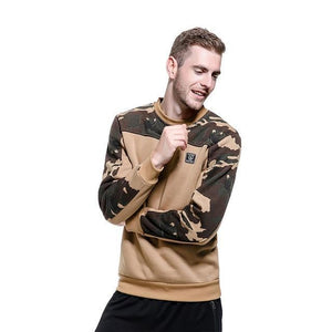Men Military Hoodie 2018 Camo Army Pullovers Fleece Comfortable Casual Hip hopdresskily-dresskily