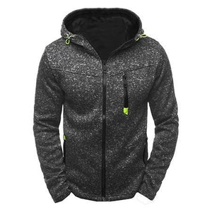 Spring Men's Hooded Coat Casual Hoodies Clothing Wool Liner Mens Thickeneddresskily-dresskily