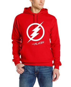 the flash hoodies men long sleeve streetwear hip hop hoodies man's 2017dresskily-dresskily