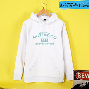 Trendy Riverdale HIGH Men/Women Pocket Hoodies Casual Hipster Personality Brand Men Pocketdresskily-dresskily