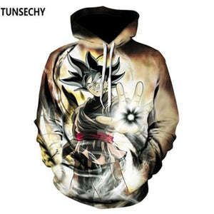 Brand Dragon Ball 3D Hoodie Sweatshirts Men Women Hoodie Dragon Balldresskily-dresskily