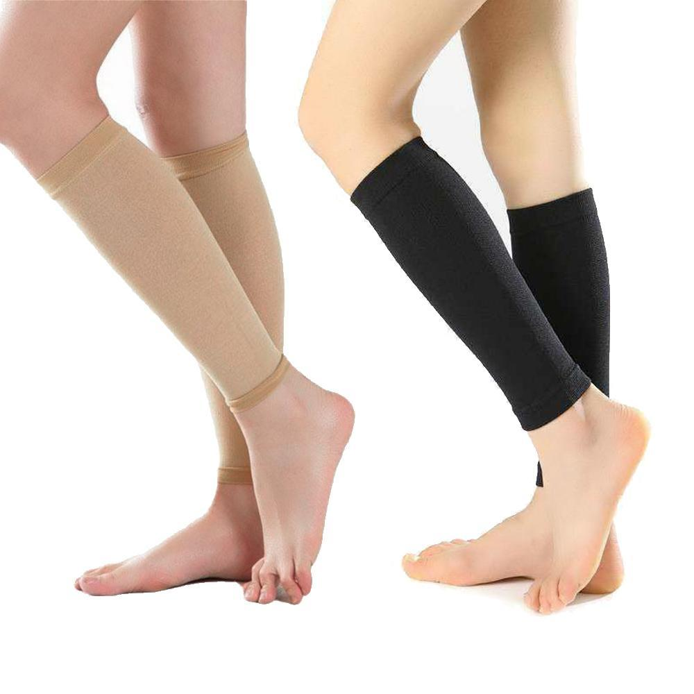 1Pair Miracle Antifatigue Compression Stockings Soothe Tired Achy Unisex Knee Socks Pantyhosedresskily-dresskily