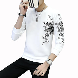 2018 New Moletom Masculino Fashion solid New casual Male long sleeve Hoodiesdresskily-dresskily