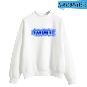 Riverdale Hit TV Plays Oversize Turtlenecks Hoodies Sweatshirts Women/Men Hoodies Loosedresskily-dresskily