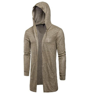 Casual Summer Hooded For Men Slim Fit Hip Hop Long Sleevedresskily-dresskily