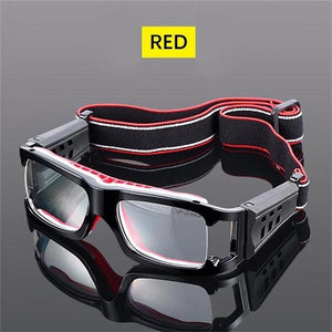 Sports Safety Goggles Protection Glasses Basketball Soccer Optical Eyeglasses Eye Glassesdresskily-dresskily