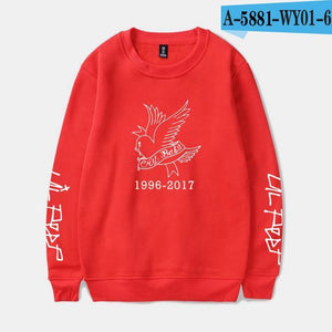 2018 Lil Peep Rap Spring Warm Sweatshirt Men/Women Long Sleeve Printdresskily-dresskily
