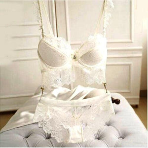 Europe and the new fashion design sexy lace thin bra push updresskily-dresskily