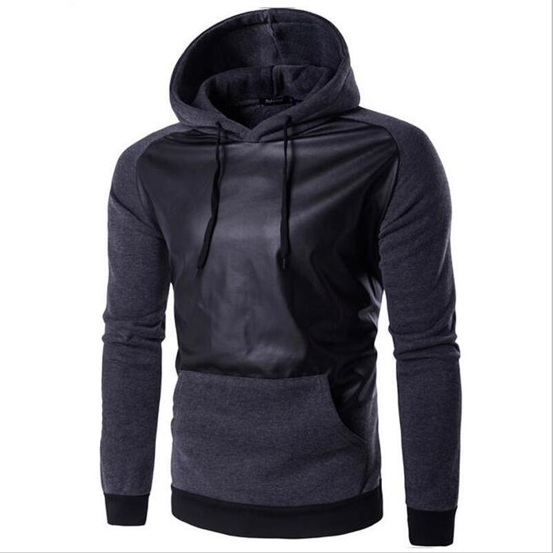 2018 New Fashion Mens Hoodies Hombre Hip Hop Male Brand Hoodie Fashiondresskily-dresskily