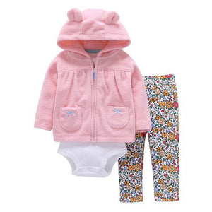 2017 Spring Autumn kids Baby boy girl golden Clothing Suit Long Sleevedresskily-dresskily