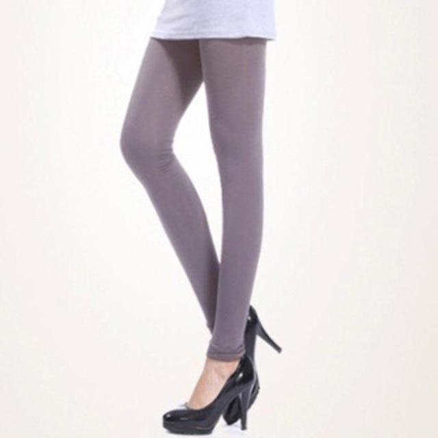 120D Thick Women Sexy Footless Tights Warm Seamless Pantyhose Elastic Medias Slimdresskily-dresskily