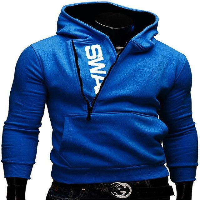 Hot 2018 New Arrival Men's Hoodie Men's Hoodie Sweatshirts High Quality Zipperdresskily-dresskily