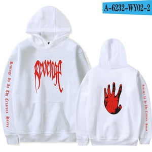 Xxxtentacion Revenge Cool Hoodies Men/Women Hot Sale Sweatshirts Rapper Hip Hopdresskily-dresskily
