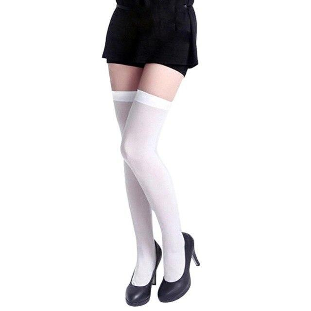 1 Pair New high quality Women Fashion Over Knee High Temptationdresskily-dresskily