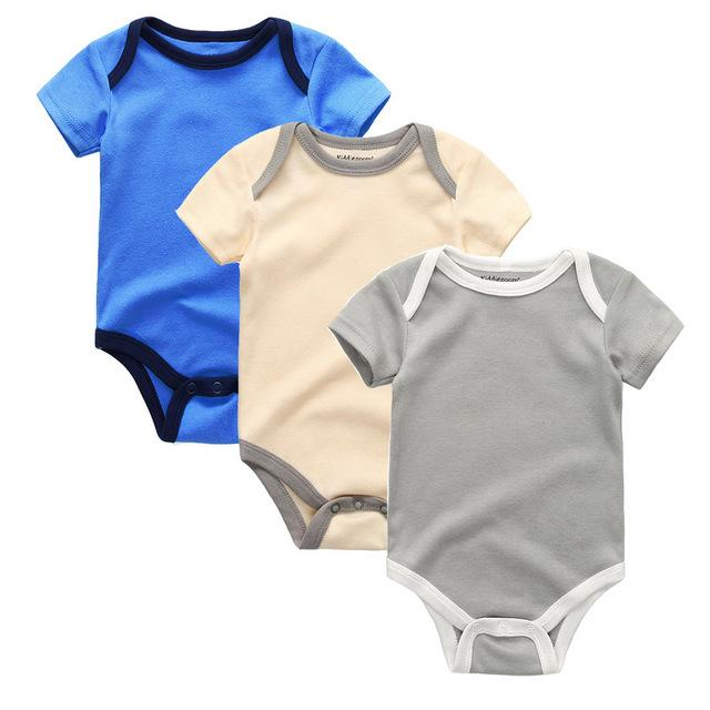 Baby Boys Girls Clothes 2018 Fashion Clothing Newborn Overall Boy Girl Bodysuitsdresskily-dresskily