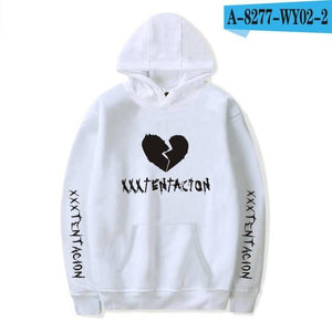 Revenge Kill Fashion Hoodies Men/Women Casual Hip Hop XXXTentacion Sweatshirt Vibesdresskily-dresskily