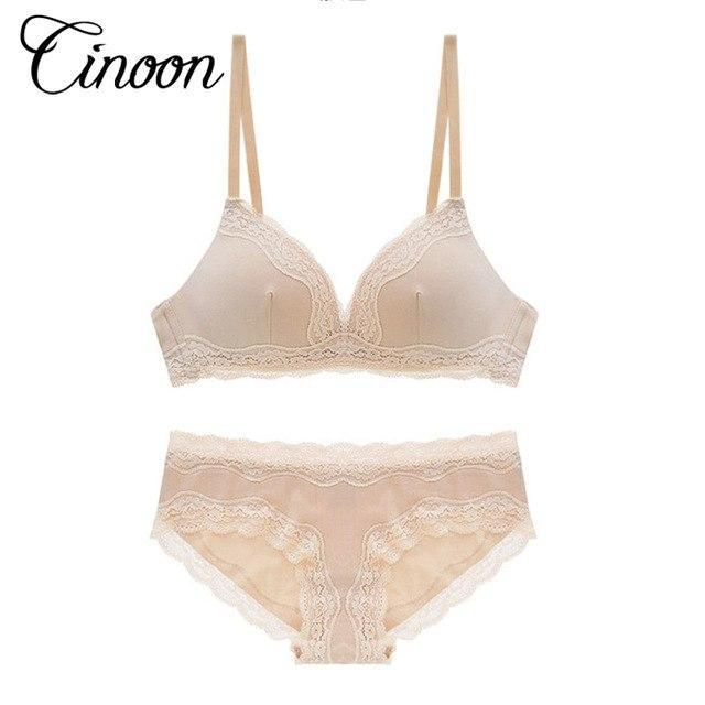 2018 Sexy Lace Women Push Up Bra Sets High Quality Bradresskily-dresskily