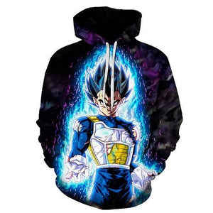 The long sleeve of 3D cartoon dragon ball Z suits thedresskily-dresskily