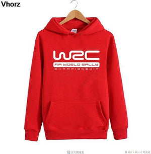 Men's car FIA World Rally Championship WRC Cotton Fashion Hoodied Sweatshirtdresskily-dresskily