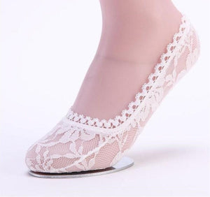 One Pair Price Women Sock Female Invisible Socket Slippers Shallow Mouthdresskily-dresskily