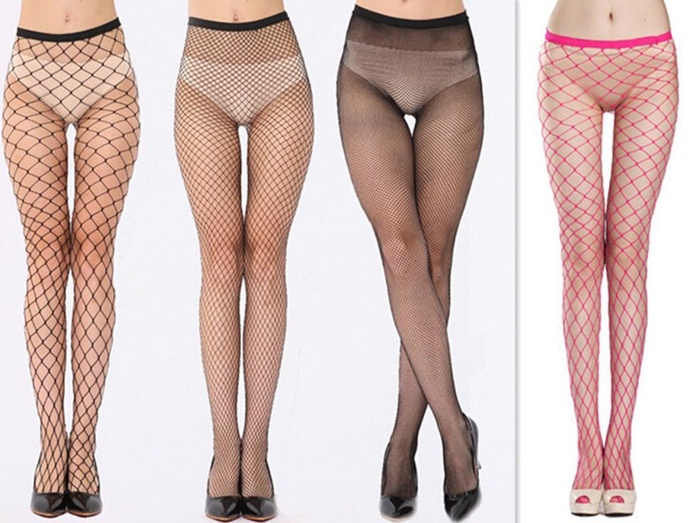 Hollow Out Sexy Pantyhose Women Girl Tights Fishnet Stockings Club Party Hosierydresskily-dresskily