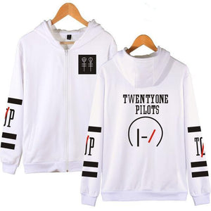 2018 Men's Fashion Twenty One Pilots Hoody Man Italia Autumn Anddresskily-dresskily
