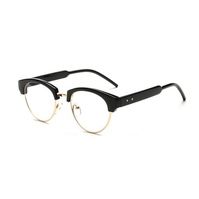 815 Fashion Retro Eyeglasses Frame for men and women Glasses Spectacles Eyeweardresskily-dresskily
