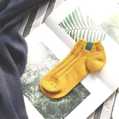 1 Pair Women's Sock Colorful Design Art Cute Short Socks High Qualitydresskily-dresskily