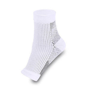 Foot angel anti fatigue compression foot sleeve Ankle Support Socks Men Ankledresskily-dresskily