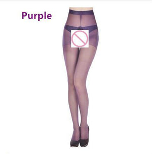 Sexy Lady Women Fashion Lace Open Crotch Soft Thin Tights Elastic Pantyhosedresskily-dresskily