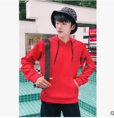 2018 new fall hot sale men's wear day department youth hooded bigdresskily-dresskily