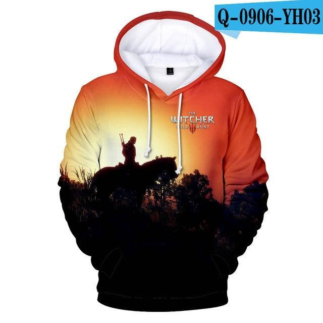 Aikooki Alan Olav Walker 3D hoodies Coats Men/Women 3D Hoodie Sweatshirts Autumn/Winterdresskily-dresskily