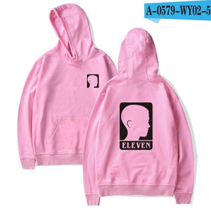 Aikooki 2018 Hot Stranger Things Hoodies And Sweatshirt Men Women Pullover Hipdresskily-dresskily