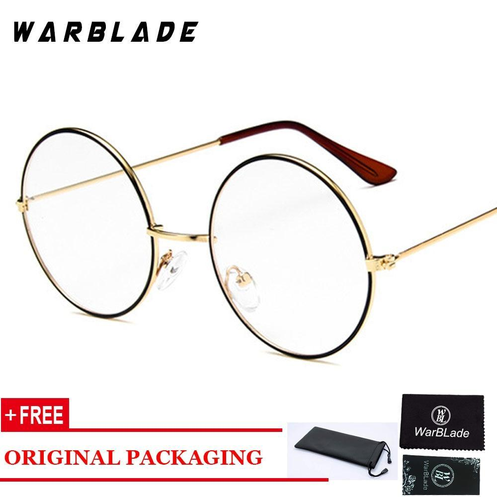 Harry Potter Retro Round Eyes Glasses Frame Men Women Reading Optical Glassesdresskily-dresskily
