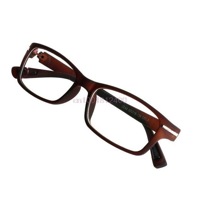 Retro Eyeglasses Frame Full-Rim Men Women Vintage Glasses Eyewear Clear Lensdresskily-dresskily