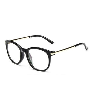 Top Quality Vintage Eye Glasses Frames For Women Men Male Female Eyeglassesdresskily-dresskily