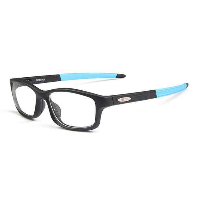 2018 Business Anti slip sports glasses TR90 frames basketball eye framesdresskily-dresskily