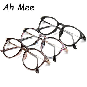 Brand Design Eyewear Frame For Women Plain Glasses Men Optical glasses Oversizeddresskily-dresskily
