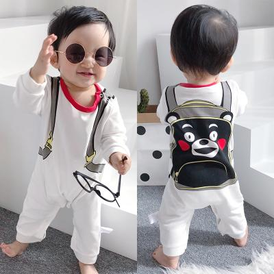2018 new baby romper boy girl clothes one-piece jumpsuit brand costume toddlerdresskily-dresskily