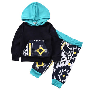 Autumn Baby Boy Clothing Sets Toddler Newborn Baby Boy Girl Clothesdresskily-dresskily