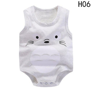2018 Funny Climbing Suit Practical Hot Personality Sleeveless One Piece Summer Babydresskily-dresskily