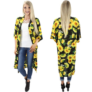 Sunflower Duster